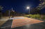 Sports Court With Light