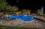 Arizona Starry Nights With Salt Water Pool,Spa, Grotto, Water Feature, LED Lighting, & Slide!