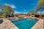 Heated pool and spa.