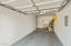 DIRECT ENTRY TO THE TOWNHOME*PAINTED FLOOR*RAISED STORAGE AREA AT THE END (ROOM FOR CABINETS, CLUBS, BIKES, ETC*