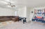 Basement living room 1