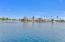 Gorgeous lake across the street