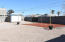 Oversized backyard with additional Storage