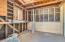 Interior of storage unit for #3