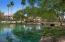 Beautiful lake community