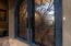 Intricate Custom Wrought Iron Door
