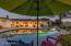 Back Patio, pool area