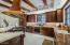 Sub-Zero Refrigerator/Freezer, Fisher Paykel Dishwasher Drawer, Stove, Oven