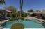 Your large diving pool and large patio are perfect for entertaining.