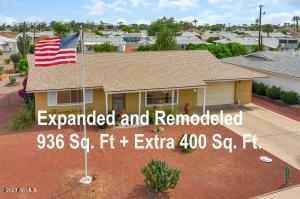 10619 W EL RANCHO Drive, Sun City, AZ 85351
