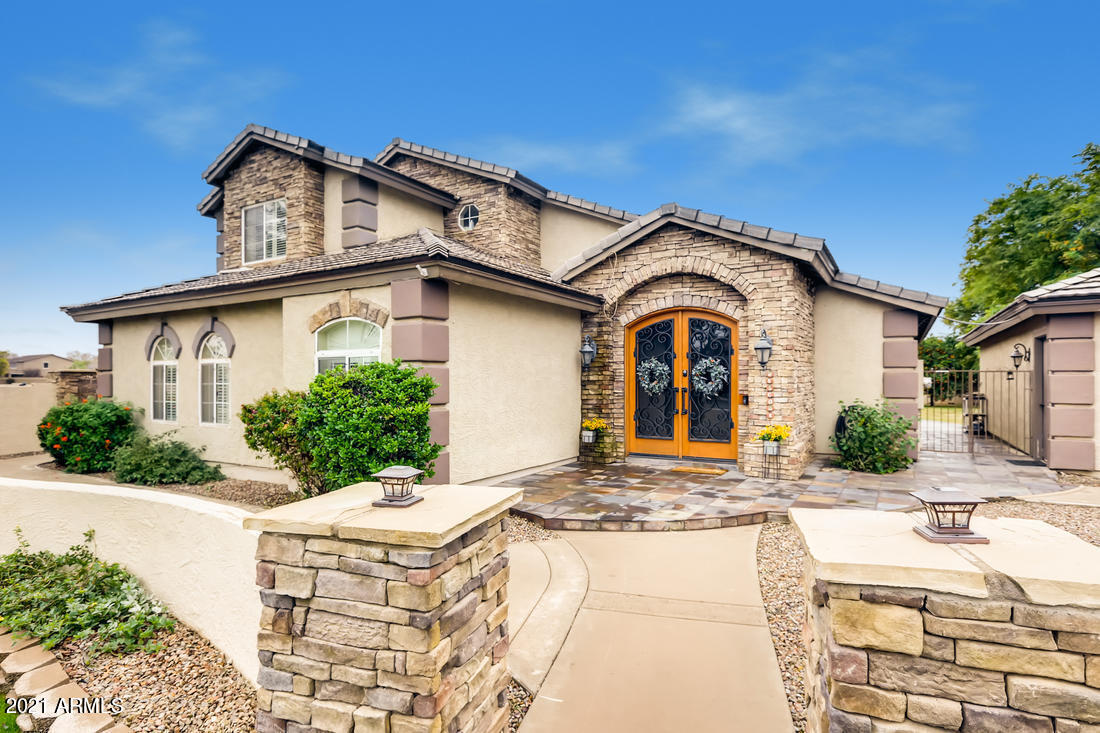 2693 PAGE Avenue, Gilbert, Arizona 85234, 5 Bedrooms Bedrooms, ,3 BathroomsBathrooms,Residential,For Sale,PAGE,6226486