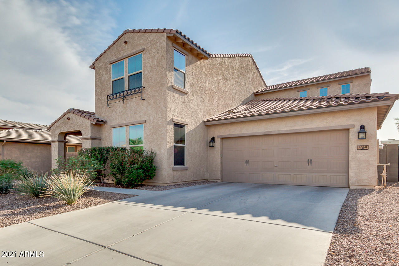4340 181ST Drive, Goodyear, Arizona 85395, 4 Bedrooms Bedrooms, ,3.5 BathroomsBathrooms,Residential,For Sale,181ST,6224848