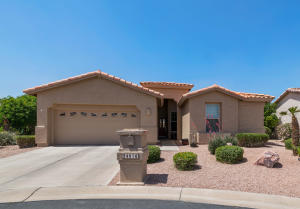 24816 S PLEASANT Court, Sun Lakes, AZ 85248