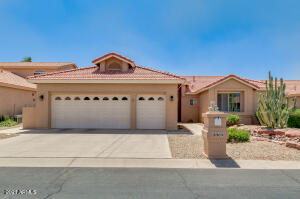 8909 E COPPER Drive, Sun Lakes, AZ 85248