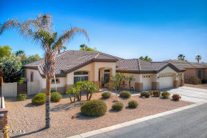 Spectacular custom home in a private gated community