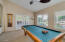 Pool Table Included
