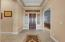 Entry, Foyer, and Den