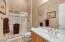 Bedroom 2 en suite bath with Walk-In Shower