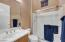 Hall Bath (for bedroom 5)