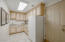 Butler Pantry with Full Walk-In Cooler