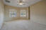 Large Spacious Upstairs Bdrm 2 Looking out Front