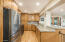 Remodeled in 2008 w/ solid wood cabinets and granite