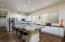 white cabinets, 2019 new appliances(microwave, dishwasher & stove/oven)