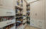 Pull out shelves and WINE bar