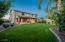 Beautifully landscaped ~ front and back