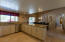 The layout of your new kitchen is convenient and comfortable.