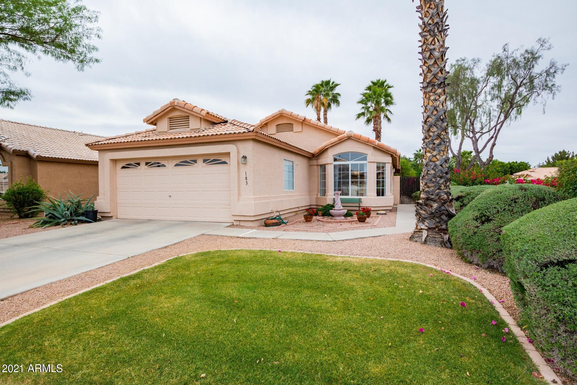 183 GAIL Drive, Gilbert, Arizona 85233, 3 Bedrooms Bedrooms, ,2 BathroomsBathrooms,Residential,For Sale,GAIL,6229193