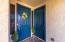 Private entrance into guest quarters!