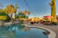Resort style swimming pool and outdoor entertaining!