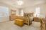 Spacious Main Bedroom