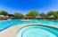 Swim lanes, spa and huge play pool