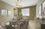 Virtual staging to show room possibilities