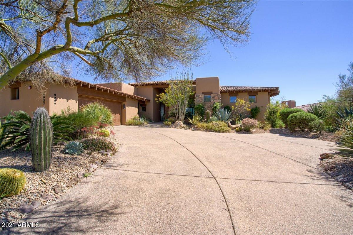 Photo of 9927 E BROKEN SPUR Drive, Scottsdale, AZ 85262