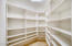 Walk in pantry allows very Open Kitchen - Island - Living spaces