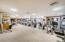 Full fitness Center. Locker rooms and Steam Shower