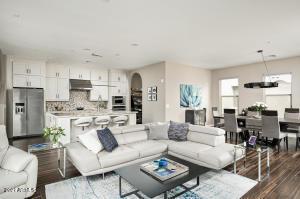 Living Room towards Kitchen