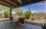 View the wildlife and mountains from the private patio.