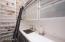 Walk in Pantry between Refrigerators w/Sink