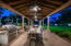 OUTDOOR DINING / BUILT IN BBQ