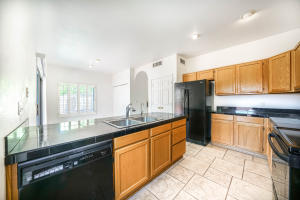 Granite Counter Tops, Breakfast Bar, Eat-In Kitchen, Lots of Natural Light!