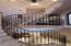 Night-Entry Foyer- Stairwell to View Deck - Stairwell to Basement Foyer.