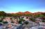 Sunset McDowell Mountains Front View Deck