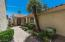 Private , gated entrance to your new home!