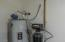 new water heater and circulator, owned water softener