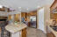 Recessed lighting, tile flooring and ready to enjoy!