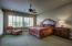 Huge Master Suite with exit to the pool area